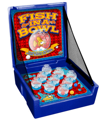 Fish in a Bowl Box Game